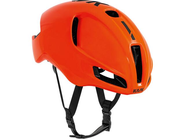 Kask Utopia Casco, orange/black